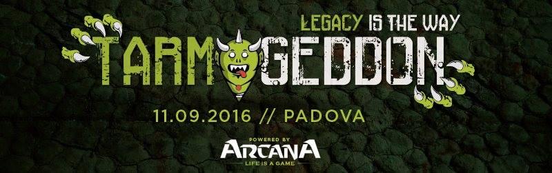 Tarmogeddon - Uno Sguardo al Legacy