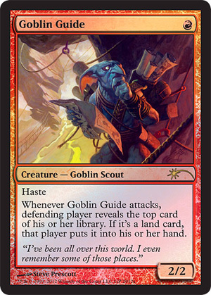 Goblin Guide GP2012